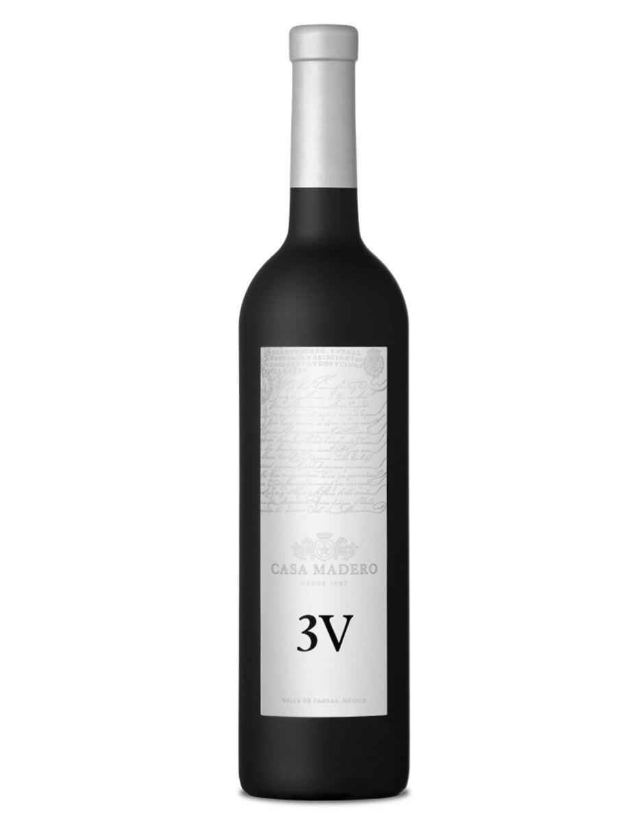 Vino Tinto Casa Madero 3v 750 Ml