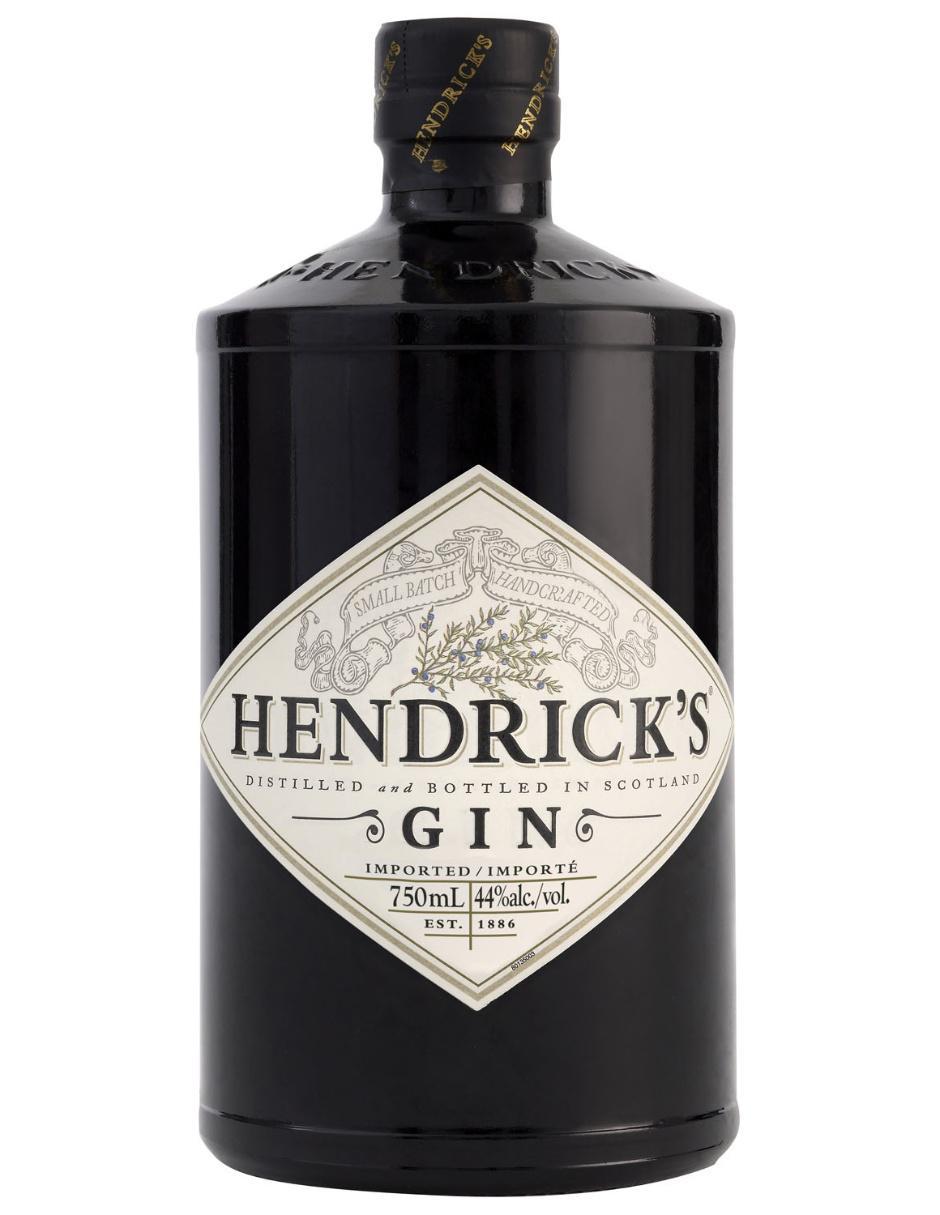 Ginebra Hendrick's 750 ml Precio Lista ab36b95ac188