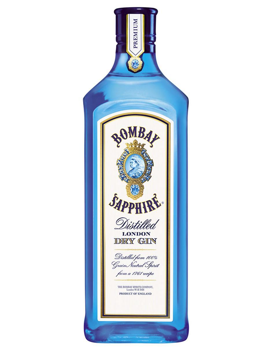 Ginebra Bombay Sapphire 750 ml 39f3d7ec9862
