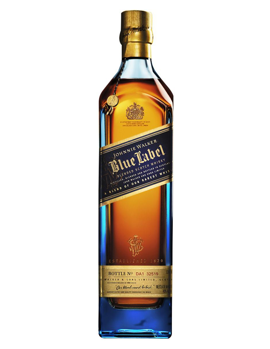 Whisky Johnnie Walker Blue Label 750 ml Precio Lista b815d84ce58